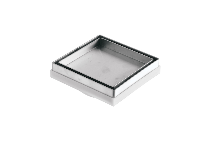 Ceramic Tile Drainage, 130x130mm   Floor Trap   Complementary ...