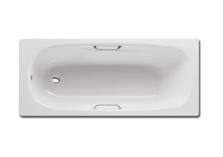 Cres Bathtub (2.3mm thickness) | Enameled Steel Bath ...