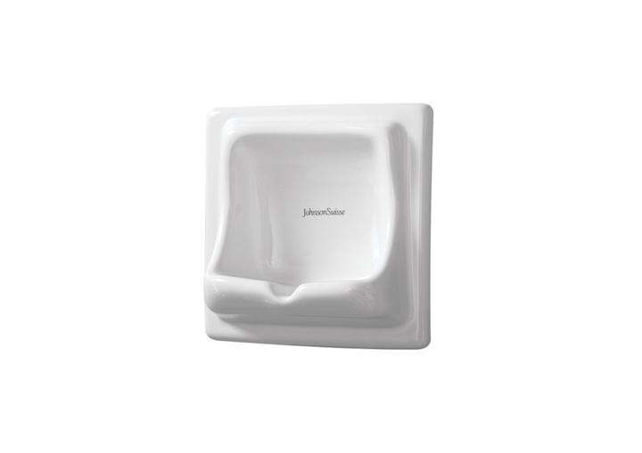 Soap Dish Vitreous China Semi Recessed Bathroom